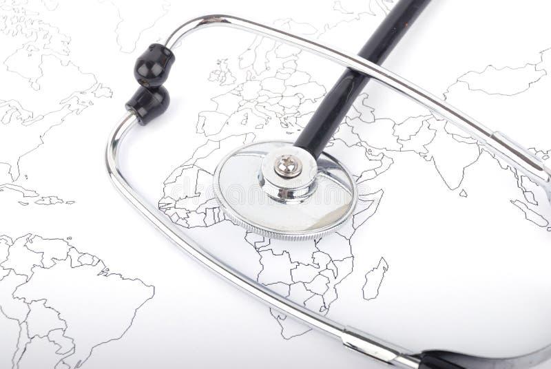Σφαιρική υγειονομική περίθαλψη στοκ φωτογραφίες με δικαίωμα ελεύθερης χρήσης