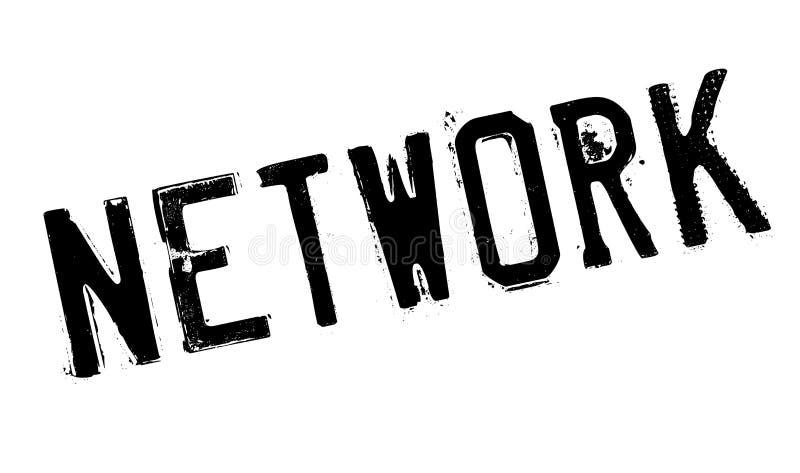 Σφραγίδα δικτύων διανυσματική απεικόνιση