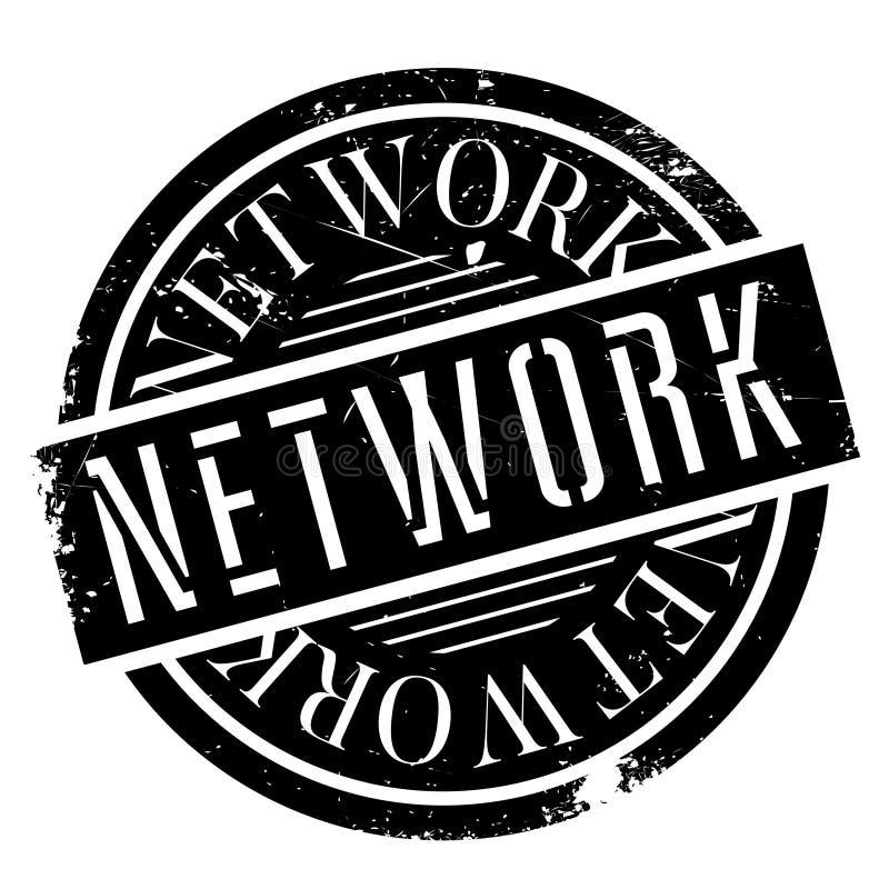 Σφραγίδα δικτύων ελεύθερη απεικόνιση δικαιώματος