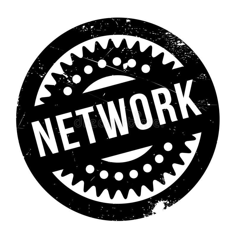 Σφραγίδα δικτύων απεικόνιση αποθεμάτων