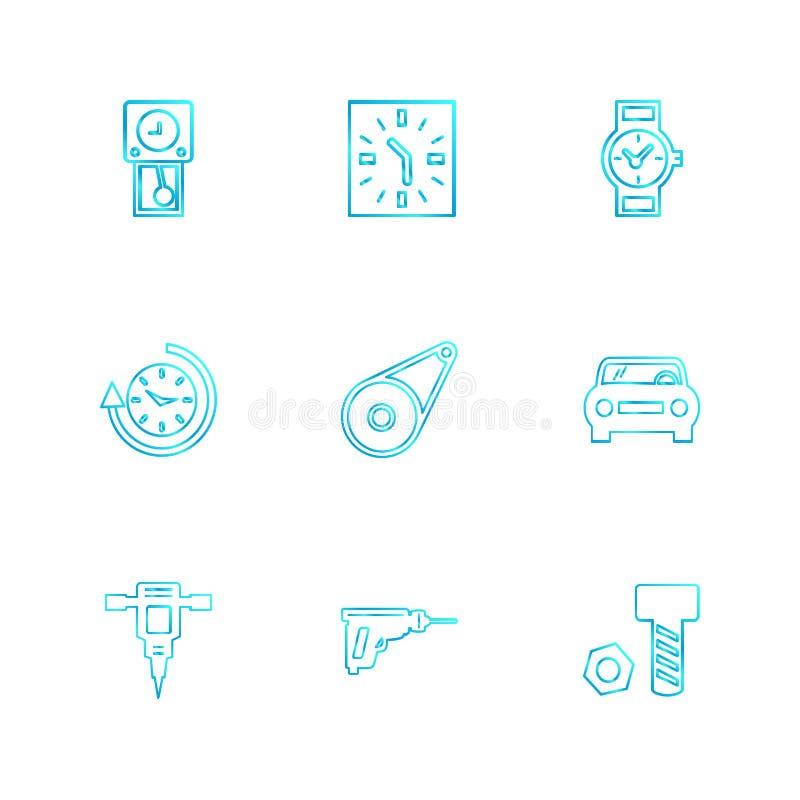 σφυρί γρύλων, καρύδι, μπουλόνι, ρολόι, χρόνος, ρολόι, alaram, ημέρα, ελεύθερη απεικόνιση δικαιώματος