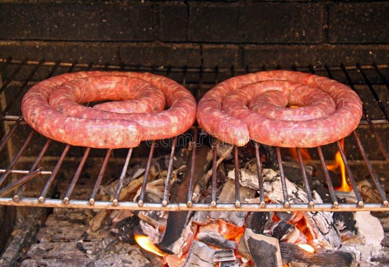 Σχάρα του κρέατος στοκ εικόνες με δικαίωμα ελεύθερης χρήσης