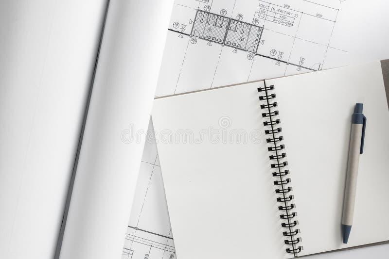 Σχέδιο κατασκευής στοκ φωτογραφίες με δικαίωμα ελεύθερης χρήσης