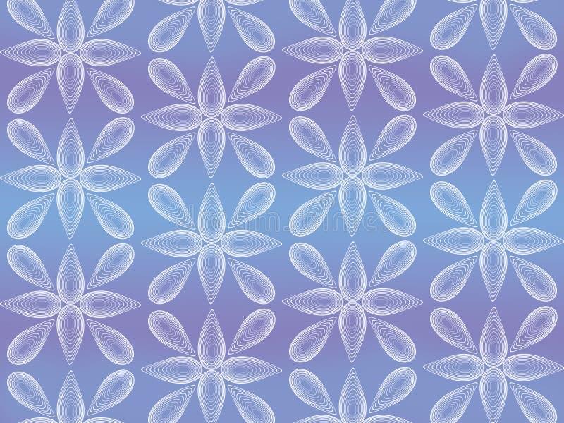 Σχέδιο με τα διακοσμητικά ανοικτό μπλε τεμάχια στοκ φωτογραφίες με δικαίωμα ελεύθερης χρήσης