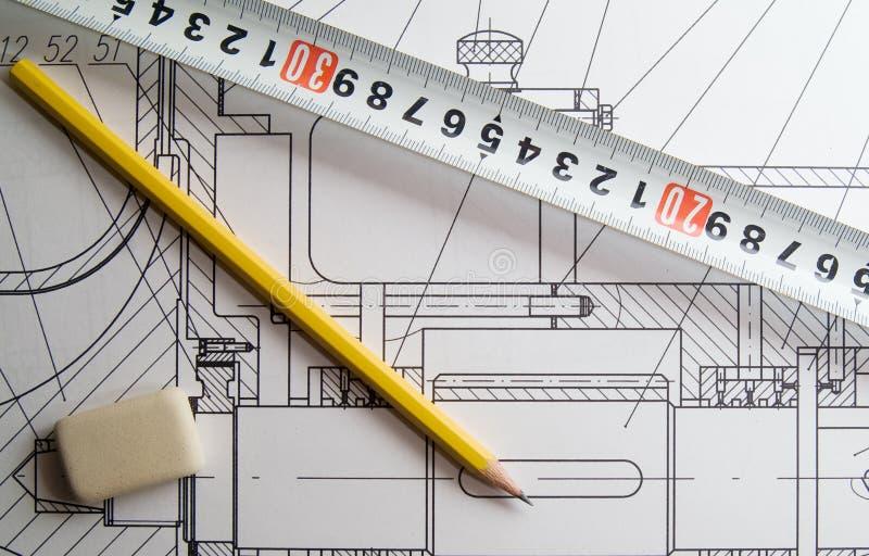 Download σχέδιο στοκ εικόνες. εικόνα από σχεδιαγραμμάτων, μολύβι - 13177558
