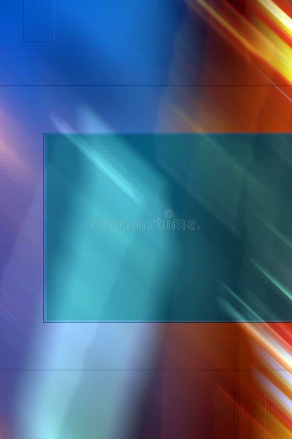 σχέδιο 2 κάλυψης διανυσματική απεικόνιση