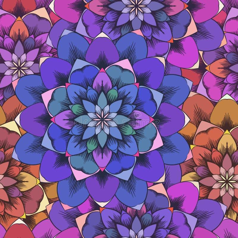 Σχέδιο Boho Boho άνευ ραφής, διάνυσμα boho, boho του Paisley, υπόβαθρο boho, σχέδιο boho, μπλε σχέδιο boho Boho λουλακιού, μπλε b στοκ φωτογραφίες