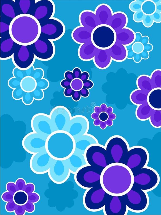 Download σχέδιο floral διανυσματική απεικόνιση. εικόνα από backgrounder - 108155