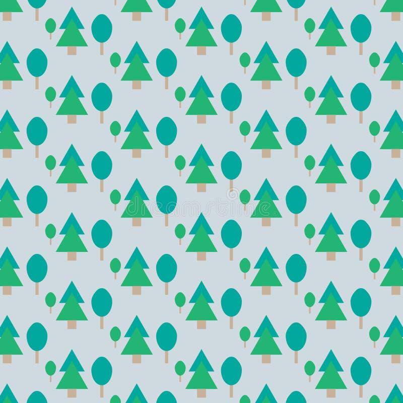 Σχέδιο δέντρων στοκ εικόνα