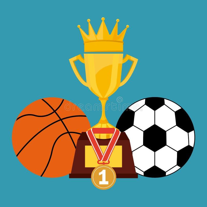 Download Σχέδιο αθλητικών εικονιδίων Διανυσματική απεικόνιση - εικονογραφία από κλασικός, έμπνευση: 62703111