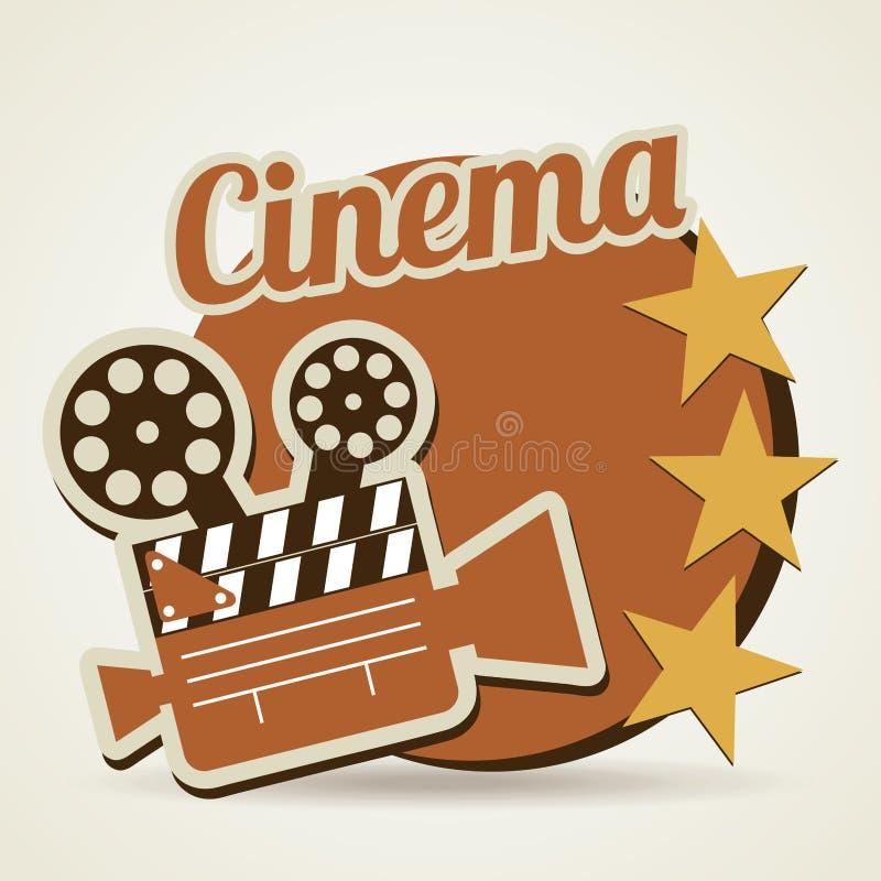 Download Σχέδιο εικονιδίων κινηματογράφων Διανυσματική απεικόνιση - εικονογραφία από παρουσίαση, εικονίδιο: 62702129