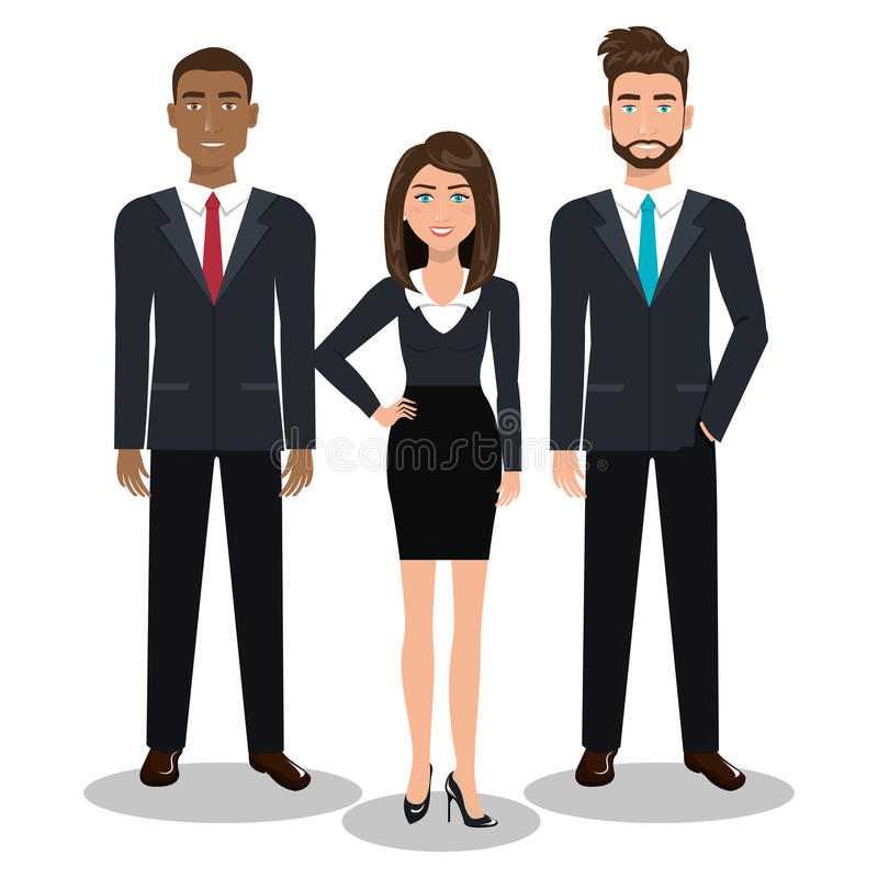 Σχέδιο επιχειρηματιών απεικόνιση αποθεμάτων