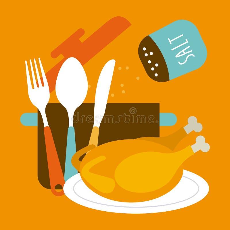 Download Σχέδιο επιλογών και τροφίμων Διανυσματική απεικόνιση - εικονογραφία από ιδέα, παρουσίαση: 62702590