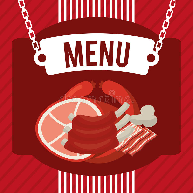 Download Σχέδιο επιλογών και τροφίμων Διανυσματική απεικόνιση - εικονογραφία από beefburger, εορτασμός: 62702620