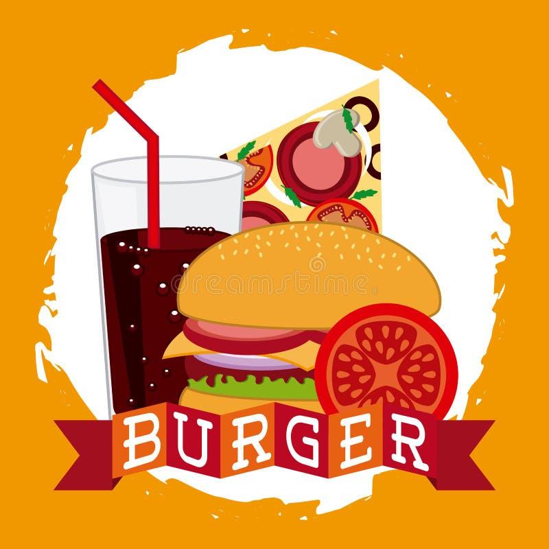 Download Σχέδιο επιλογών και τροφίμων Διανυσματική απεικόνιση - εικονογραφία από σόδα, οργανικός: 62703781