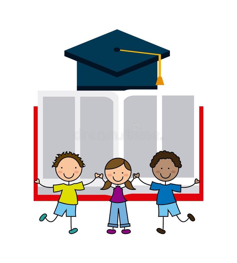 Σχέδιο δημοτικών σχολείων απεικόνιση αποθεμάτων