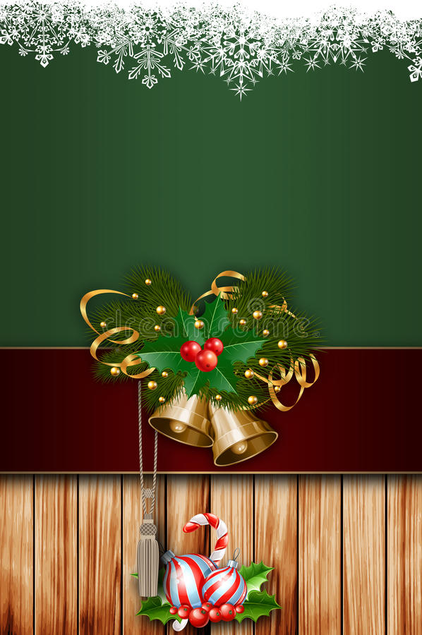 Download Σχέδιο καρτών Χαρούμενα Χριστούγεννας Απεικόνιση αποθεμάτων - εικονογραφία από έλατο, νέος: 62718993
