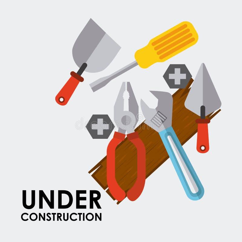 Download σχέδιο κατασκευής κάτω διανυσματική απεικόνιση. εικονογραφία από βιομηχανία - 62702906