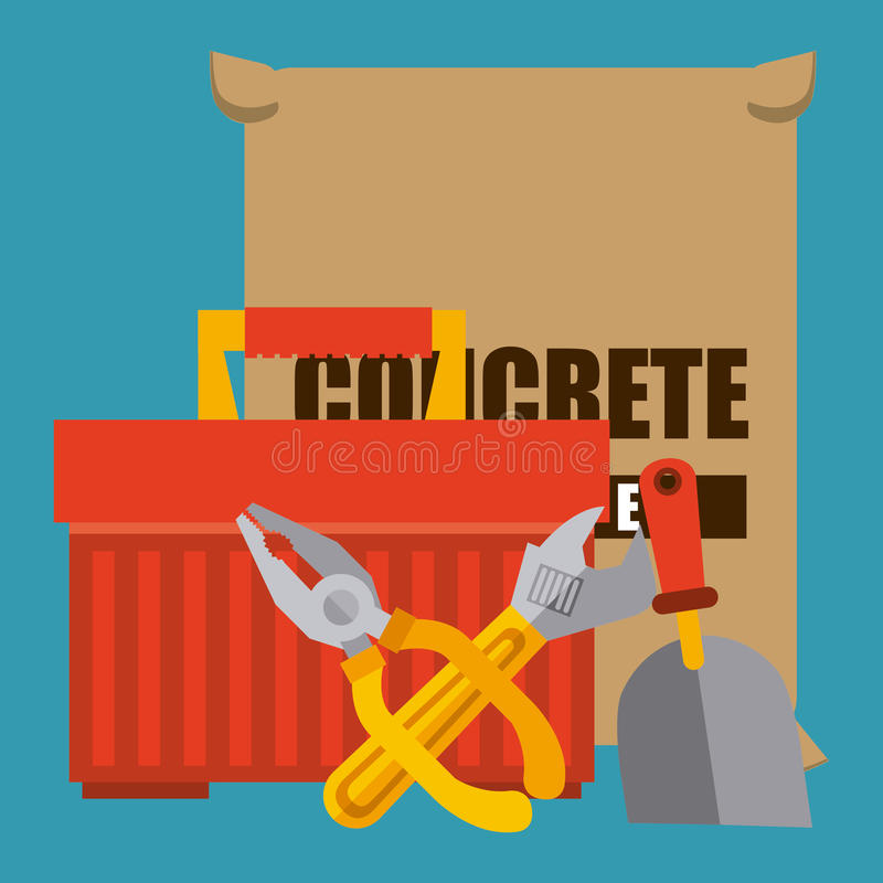 Download σχέδιο κατασκευής κάτω διανυσματική απεικόνιση. εικονογραφία από επιχείρηση - 62703693