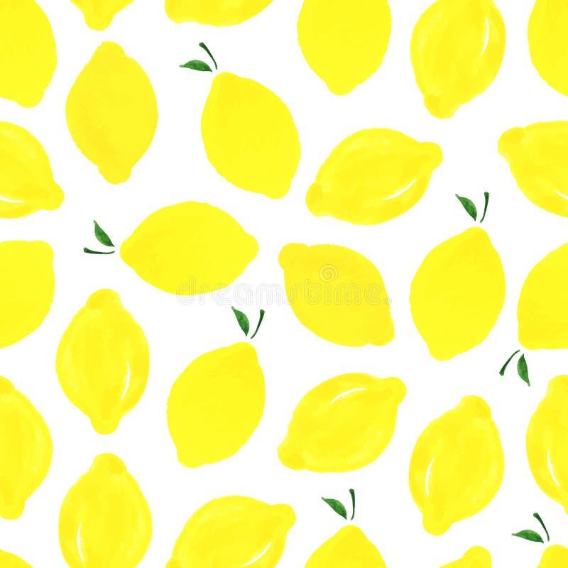 Σχέδιο με τα λεμόνια ελεύθερη απεικόνιση δικαιώματος