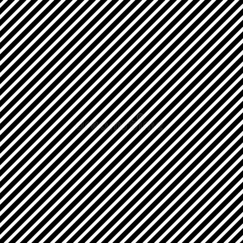 Σχέδιο με την κλίση, διαγώνιες γραμμές - ευθύ, παράλληλο obliq διανυσματική απεικόνιση