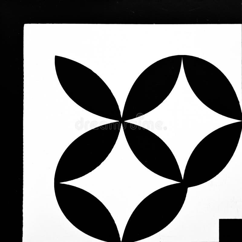 Σχέδιο μωσαϊκών Floortile στοκ φωτογραφία με δικαίωμα ελεύθερης χρήσης