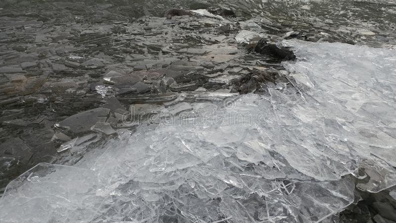 Σχέδιο πάγου στοκ εικόνες