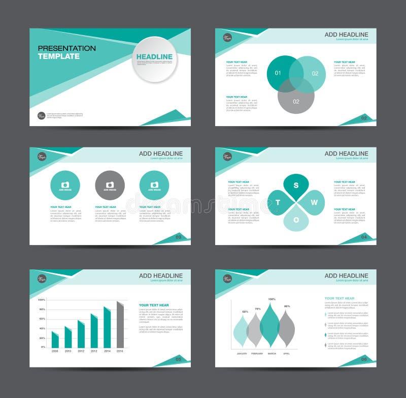 Σχέδιο προτύπων επιχειρησιακής παρουσίασης απεικόνιση αποθεμάτων
