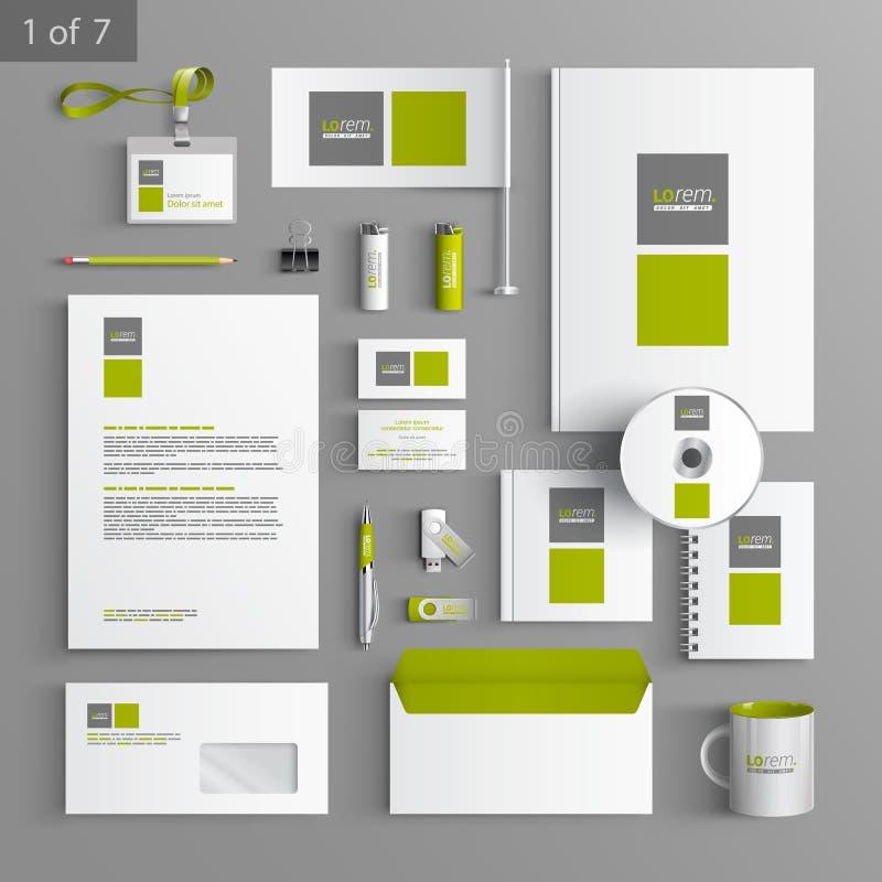 Σχέδιο προτύπων χαρτικών διανυσματική απεικόνιση