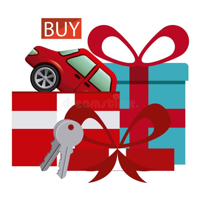Download Σχέδιο πώλησης αυτοκινήτων διανυσματική απεικόνιση. εικονογραφία από αγοράστε - 62704799