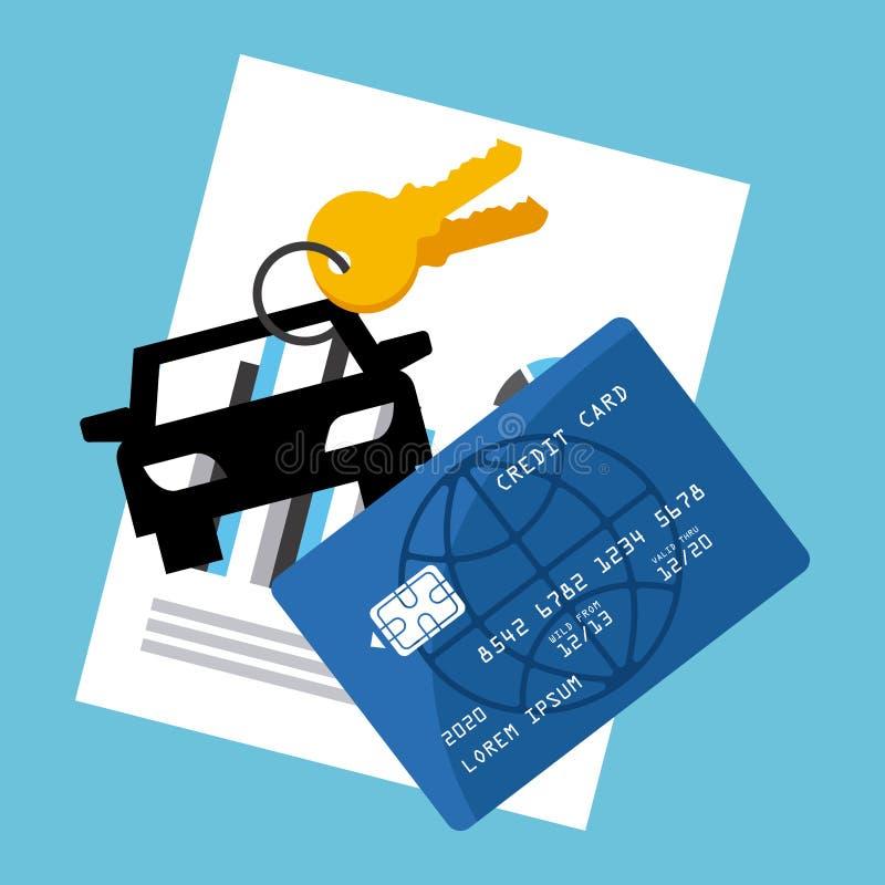 Download Σχέδιο πώλησης αυτοκινήτων διανυσματική απεικόνιση. εικονογραφία από λιανικός - 62704882