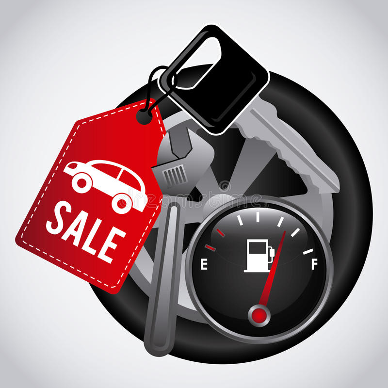 Download Σχέδιο πώλησης αυτοκινήτων διανυσματική απεικόνιση. εικονογραφία από πώληση - 62704921