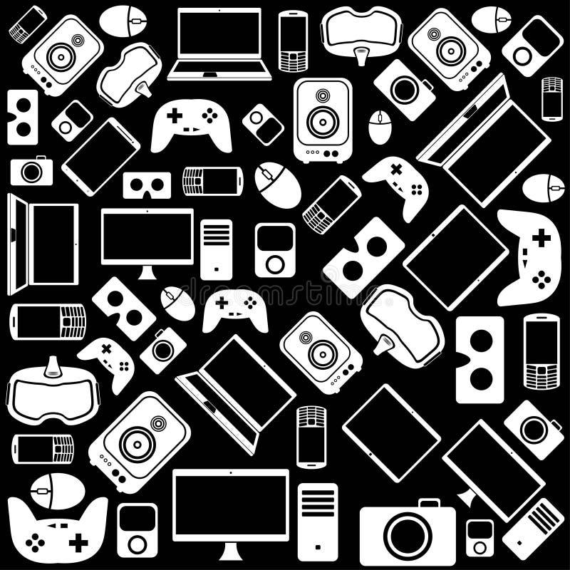 Σχέδιο συσκευών και συσκευών στοκ φωτογραφίες με δικαίωμα ελεύθερης χρήσης