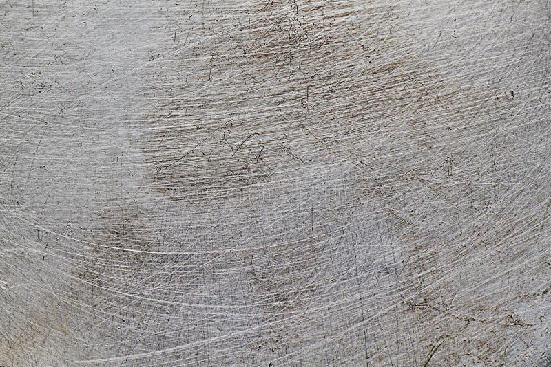 Σχέδιο της γρατσουνιάς στο χάλυβα στοκ φωτογραφίες με δικαίωμα ελεύθερης χρήσης