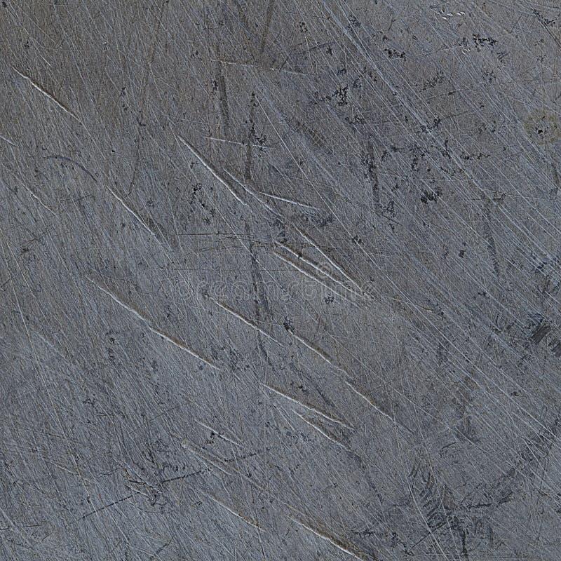 Σχέδιο της γρατσουνιάς στο χάλυβα στοκ εικόνα με δικαίωμα ελεύθερης χρήσης