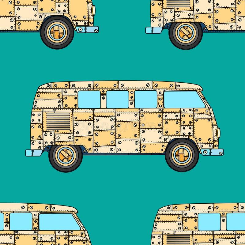 Σχέδιο του εκλεκτής ποιότητας αυτοκινήτου ελεύθερη απεικόνιση δικαιώματος