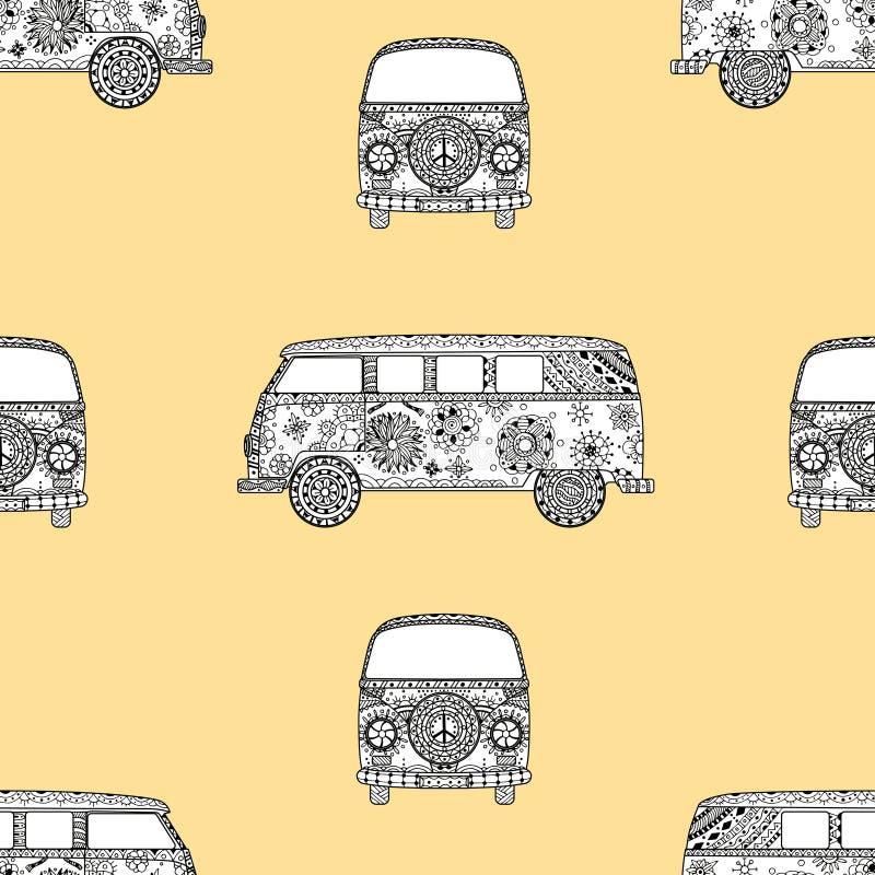 Σχέδιο του εκλεκτής ποιότητας αυτοκινήτου διανυσματική απεικόνιση