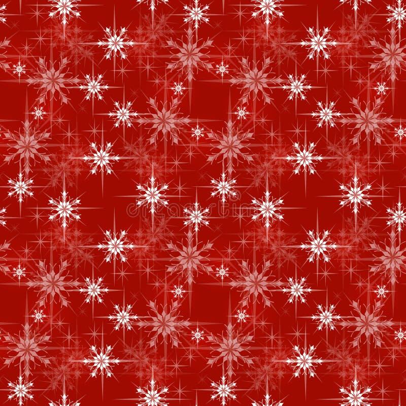Σχέδιο τυλίγοντας εγγράφου Χριστουγέννων απεικόνιση αποθεμάτων