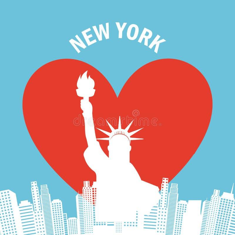 Download Σχέδιο των Ηνωμένων Πολιτειών και της Νέας Υόρκης Διανυσματική απεικόνιση - εικονογραφία από ένωση, πατριώτης: 62704211