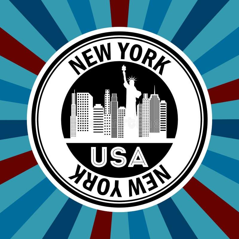 Download Σχέδιο των Ηνωμένων Πολιτειών και της Νέας Υόρκης Διανυσματική απεικόνιση - εικονογραφία από ομοσπονδία, περιοχή: 62704224