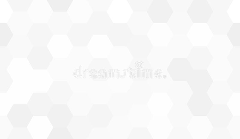 Σχέδιο των hexagon κυττάρων απεικόνιση αποθεμάτων