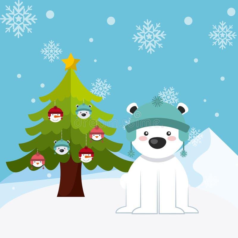 Download Σχέδιο Χαρούμενα Χριστούγεννας Διανυσματική απεικόνιση - εικονογραφία από γραφικός, εποχή: 62705119