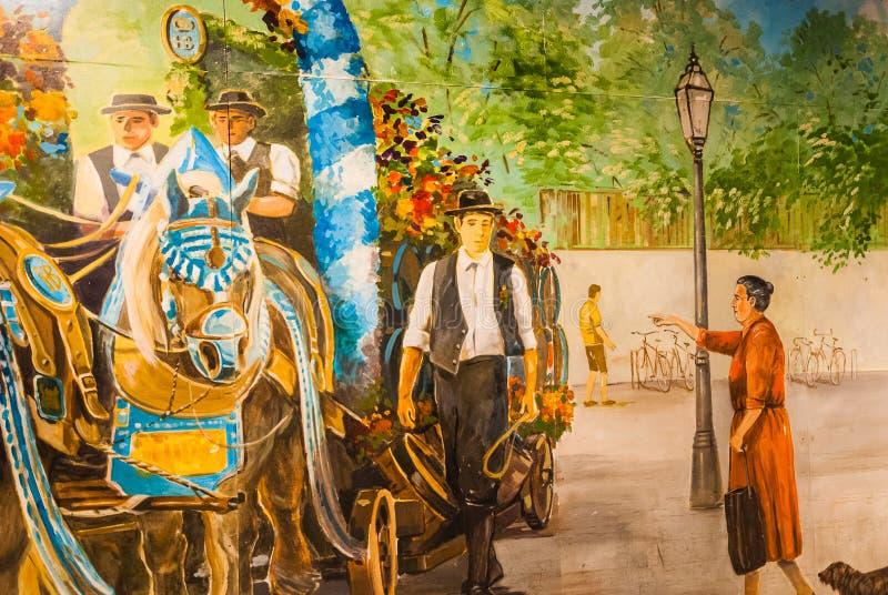 Σχέδιο Oktoberfest στοκ φωτογραφίες με δικαίωμα ελεύθερης χρήσης