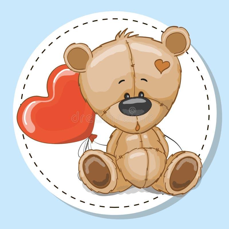 Σχέδιο Teddy ελεύθερη απεικόνιση δικαιώματος