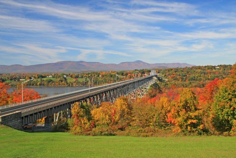 Σχίστε Van Winkle Bridge στοκ φωτογραφία