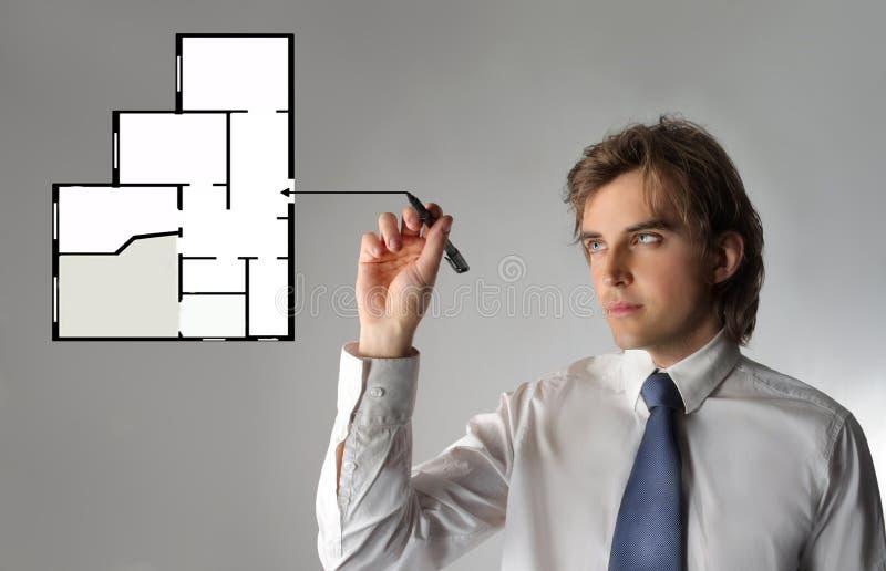 σχεδιάγραμμα διανυσματική απεικόνιση