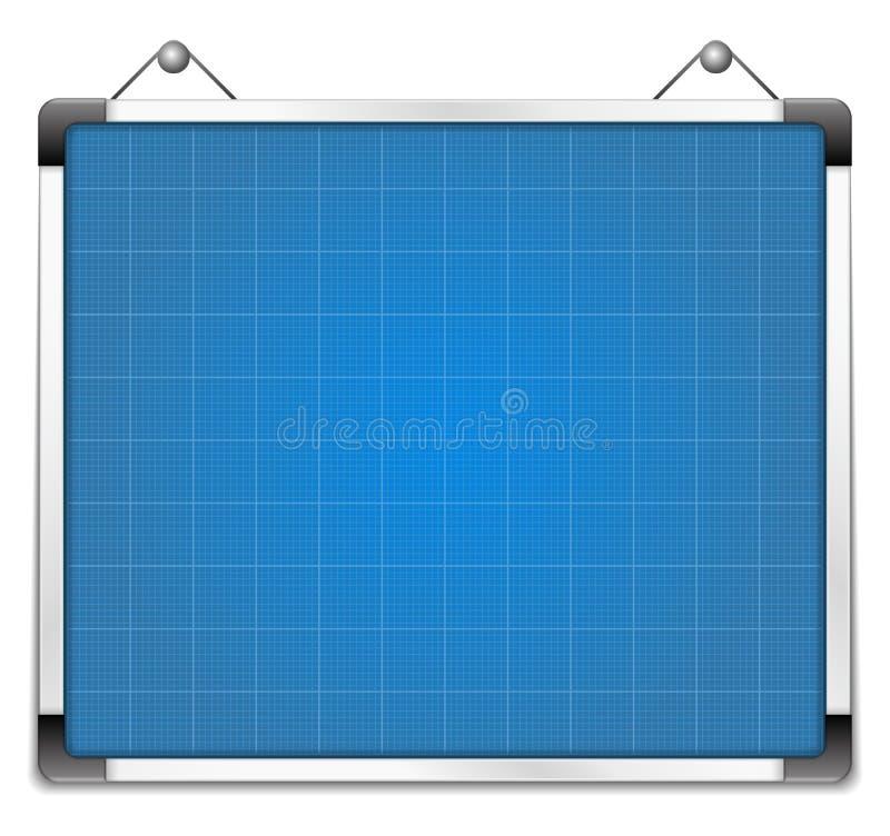 σχεδιάγραμμα whiteboard διανυσματική απεικόνιση