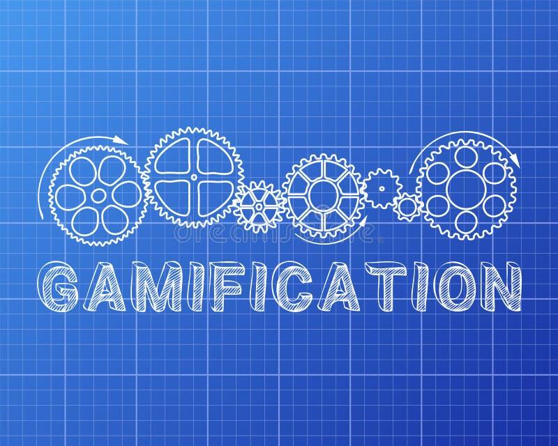 Σχεδιάγραμμα Gamification απεικόνιση αποθεμάτων