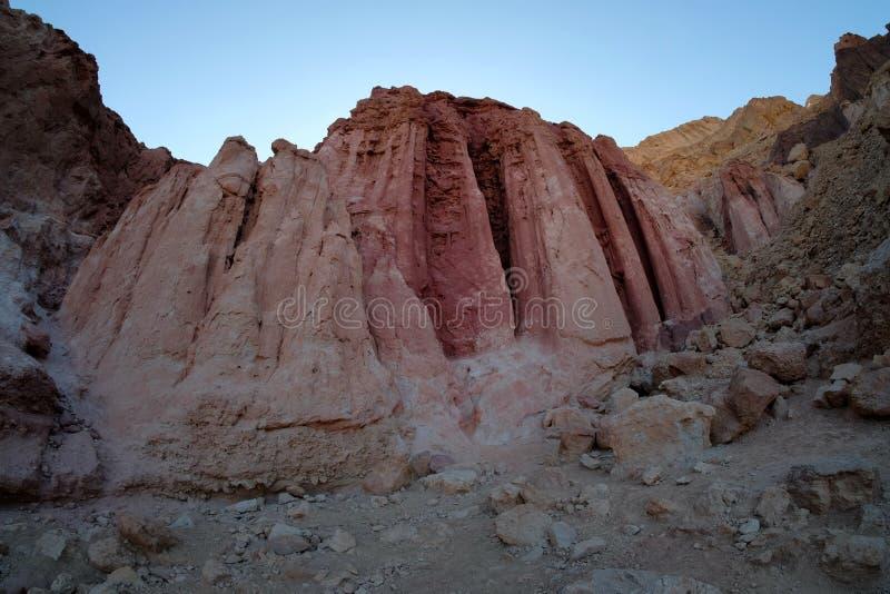 Σχηματισμοί βράχου στυλοβατών του Αμράμ στοκ εικόνα με δικαίωμα ελεύθερης χρήσης