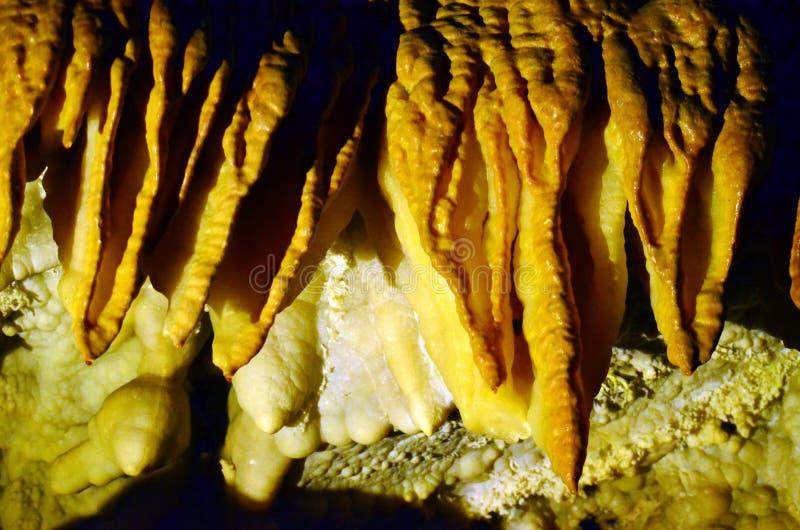 Σχηματισμοί σπηλιών στοκ φωτογραφία με δικαίωμα ελεύθερης χρήσης